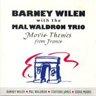 BARNEY WILEN Movie Themes From France (aka French Movie Story) album cover