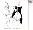 BARRE PHILLIPS A L'Improviste (with Joëlle Léandre) album cover