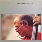 BARRE PHILLIPS Aquarian Rain (Music For Bass, Percussion And Tape) album cover