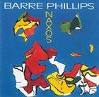 BARRE PHILLIPS Naxos album cover