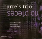 BARRE PHILLIPS No Pieces album cover