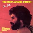 BARRY ALTSCHUL For Stu album cover