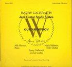 BARRY GALBRAITH Guitar Improv album cover