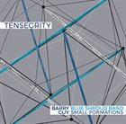 BARRY GUY Barry Guy Blue Shroud Band : Tensegrity album cover