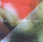 BARRY GUY Birds And Blades (with Evan Parker) album cover