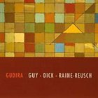 BARRY GUY Gudira album cover