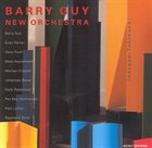 BARRY GUY Inscape - Tableaux album cover