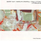 BARRY GUY Ithaca (with Marilyn Crispell / Paul Lytton) album cover