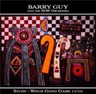 BARRY GUY Study - Witch Gong Game album cover