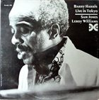 BARRY HARRIS Live In Tokyo album cover