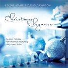 BEEGIE ADAIR Christmas Elegance (with David Davidson) album cover