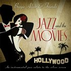 BEEGIE ADAIR Jazz and the Movies album cover