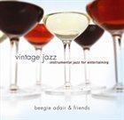 BEEGIE ADAIR Vintage Jazz - Instrumental Jazz for Entertaining album cover