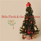 BÉLA FLECK Jingle All The Way album cover