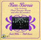 BEN BERNIE 1923-1929 album cover