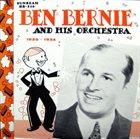 BEN BERNIE 1925-1934 album cover