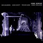 BEN GOLDBERG Junk Genius : Ghost of Electricity album cover