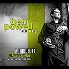 BEN POWELL New Street album cover