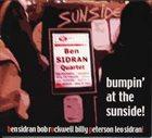 BEN SIDRAN Bumpin' At The Sunside album cover
