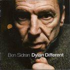 BEN SIDRAN Dylan Different album cover