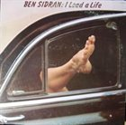 BEN SIDRAN I Lead a Life album cover