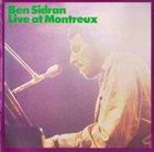 BEN SIDRAN Live at Montreux album cover