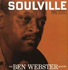 BEN WEBSTER Soulville Album Cover