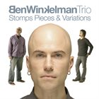 BEN WINKELMAN Stomps, Pieces & Variations album cover