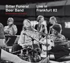 BENGT BERGER Live In Frankfurt '82 album cover