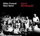 BENGT BERGER Live In Nürnberg  '84 album cover