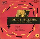BENGT HALLBERG Bengt Hallberg And His Swedish All Stars ‎– Vol. 2 album cover