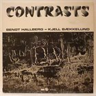 BENGT HALLBERG Contrasts album cover