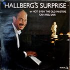 BENGT HALLBERG Hallberg's Surprise album cover