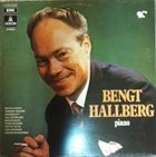 BENGT HALLBERG Piano album cover