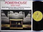 BENGT HALLBERG Powerhouse album cover