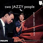 BENGT HALLBERG Two Jazzy People album cover