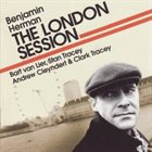 BENJAMIN HERMAN Benjamin Herman, Stan Tracey ‎: The London Session album cover