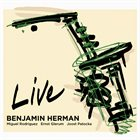 BENJAMIN HERMAN Live album cover