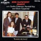 BENN CLATWORTHY Thanks Horace album cover