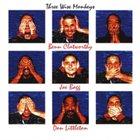 BENN CLATWORTHY Three Wise Monkeys album cover