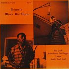 BENNIE GREEN (TROMBONE) Bennie Blows His Horn album cover