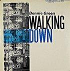 BENNIE GREEN (TROMBONE) Walking Down album cover