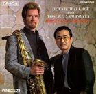 BENNIE WALLACE Bennie Wallace With Yosuke Yamashita : Brilliant Corners album cover