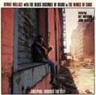 BENNIE WALLACE Sweeping Through The City album cover