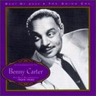 BENNY CARTER An Introduction to Benny Carter: His Best Recordings 1929-1940 album cover