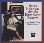 BENNY CARTER Benny Carter Meet Marian McPartland album cover
