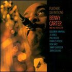 BENNY CARTER Further Definitions: The Complete Further Definitions Sessions album cover