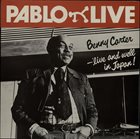 BENNY CARTER Live And Well In Japan! album cover