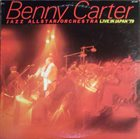 BENNY CARTER Live In Japan '79 album cover