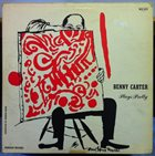 BENNY CARTER Plays Pretty album cover